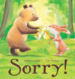 Sorry! book cover