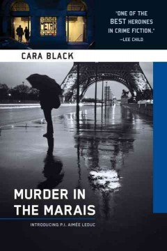 Murder in the Marais book cover