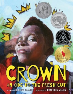 Crown : an ode to the fresh cut book cover