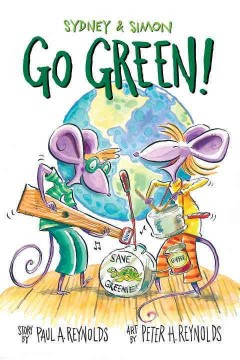 Sydney & Simon : go green! book cover