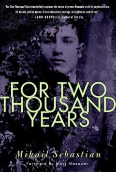 For two thousand years book cover