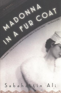 Madonna in a fur coat book cover
