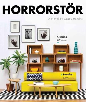 Horrorstor : a novel book cover