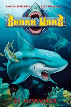Shark wars book cover