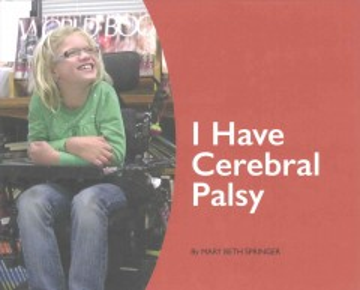 I have cerebral palsy book cover