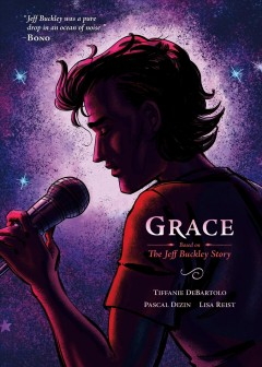 Grace : the Jeff Buckley story book cover