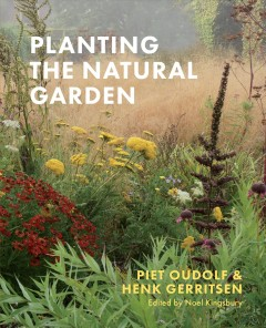 Planting the natural garden book cover
