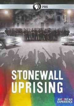 Stonewall uprising book cover