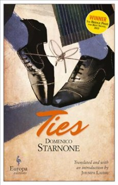 Ties book cover