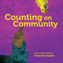 Counting on community book cover