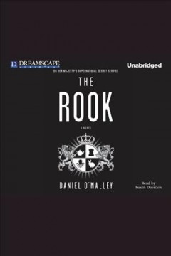 The rook : a novel book cover