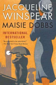 Maisie Dobbs book cover