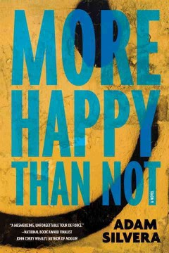 More happy than not book cover