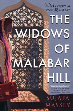 The widows of Malabar Hill book cover