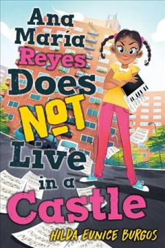 Ana María Reyes does not live in a castle book cover