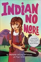 Indian no more book cover
