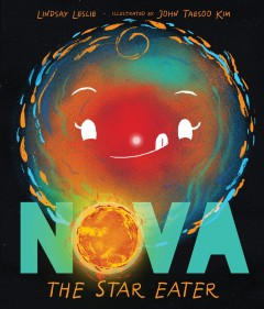 Nova the Star Eater book cover