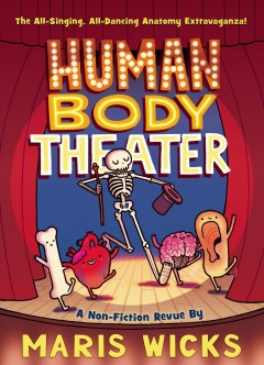 Human body theater : a nonfiction revue book cover