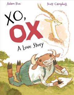 XO, Ox : a love story book cover