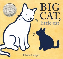 Big cat, little cat book cover
