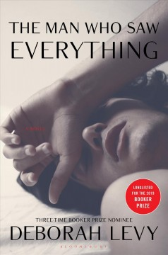 The man who saw everything book cover