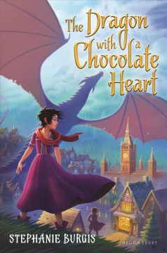 Catalog record for The dragon with a chocolate heart