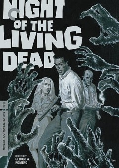 Night of the Living Dead book cover