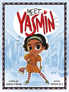 Meet Yasmin! book cover
