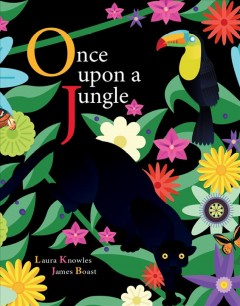 Once upon a jungle book cover