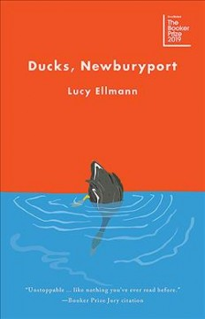 Ducks, Newburyport book cover