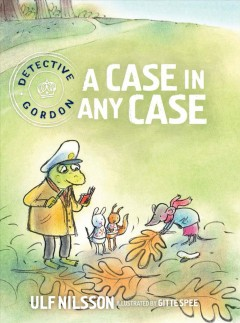 A case in any case book cover