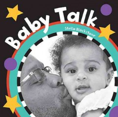 Baby talk book cover