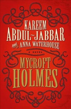 Mycroft Holmes : a novel book cover