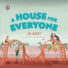 A house for everyone : a story to help children learn about gender identity and gender expression book cover