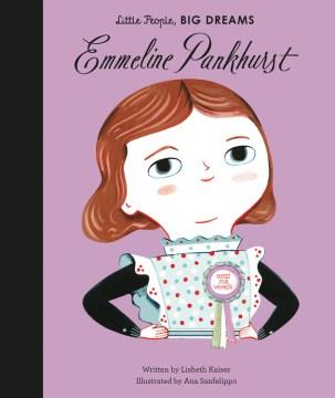 Emmeline Pankhurst book cover