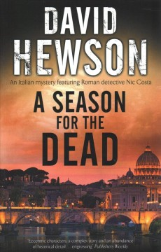 A season for the dead book cover
