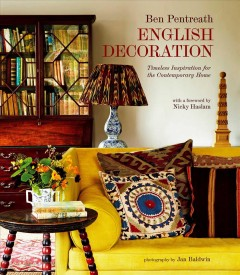 English decoration : timeless inspiration for the contemporary home book cover