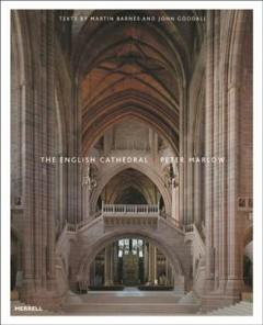 The English cathedral book cover