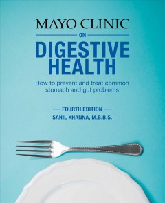 Mayo clinic on digestive health book cover