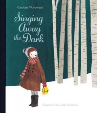 Singing away the dark book cover