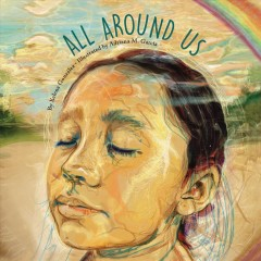 All around us book cover
