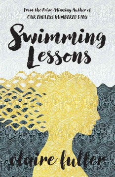 Swimming lessons book cover