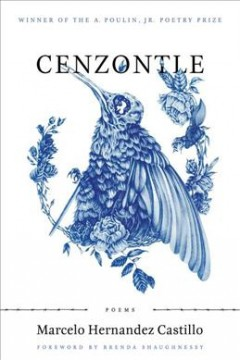 Cenzontle : poems book cover