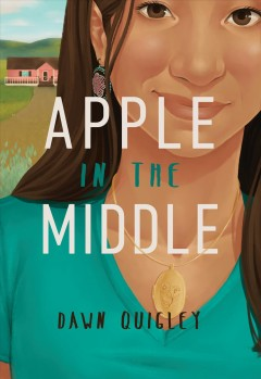 Apple in the middle book cover