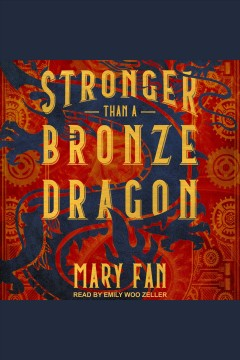 Stronger than a bronze dragon book cover