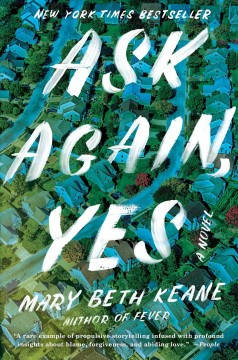 Ask again yes : a novel book cover