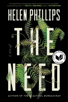 The need : a novel book cover