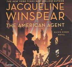 The American agent : a Maisie Dobbs novel book cover