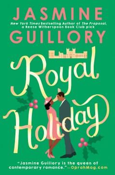 Royal holiday book cover