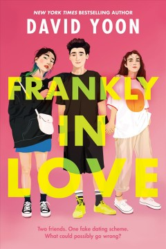 Frankly in love book cover